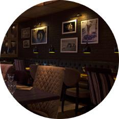 Сайт ресторана Lemoncello