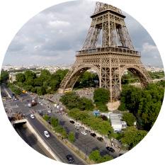 Серия роликов для Л'Этуаль в Париже